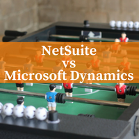The battle of the cloud: NetSuite vs Microsoft Dynamics