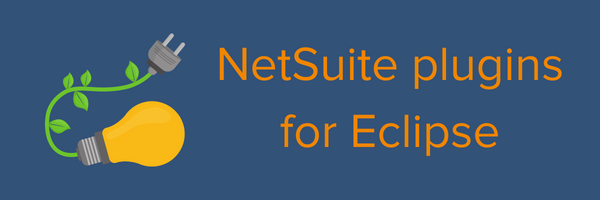 NetSuite plugins for Eclipse