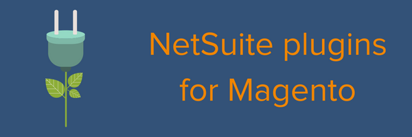 NetSuite plugins for Magento